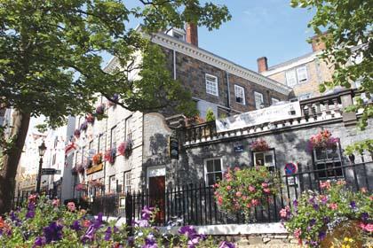 3* Best Western Moores, Guernsey