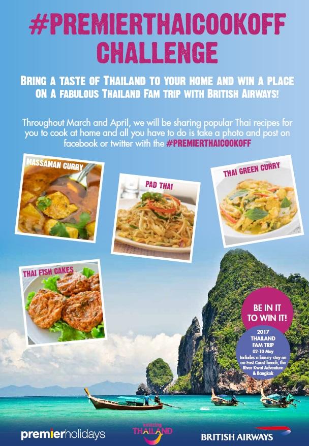 Premier Thai Cook Off