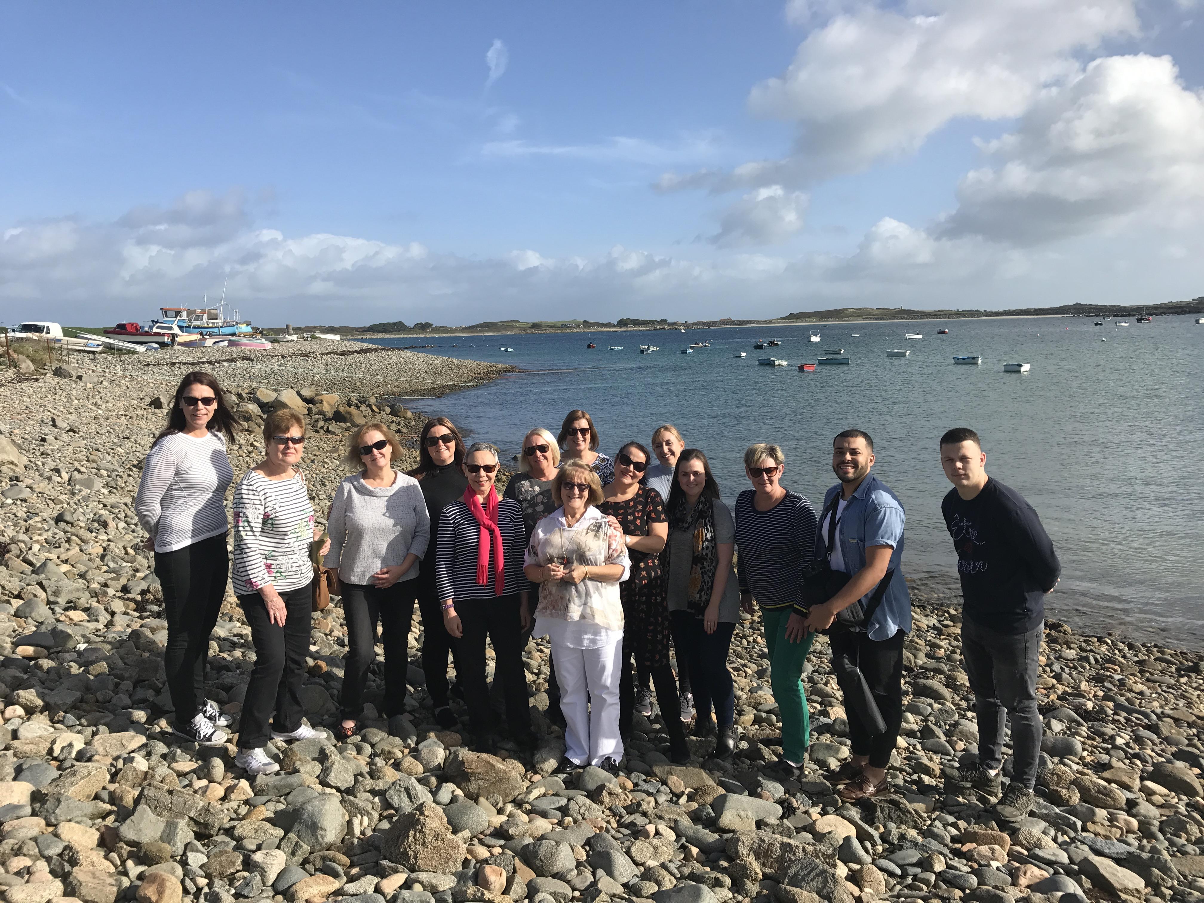 Guernsey fam trip 2017