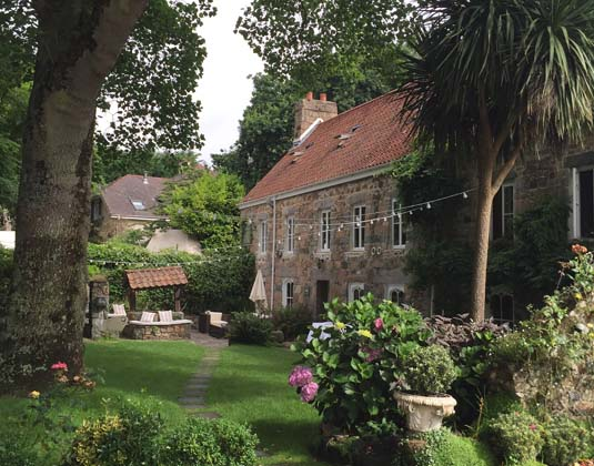 4* Bella Luce, Guernsey