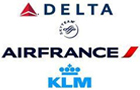 Delta, Air France, KLM